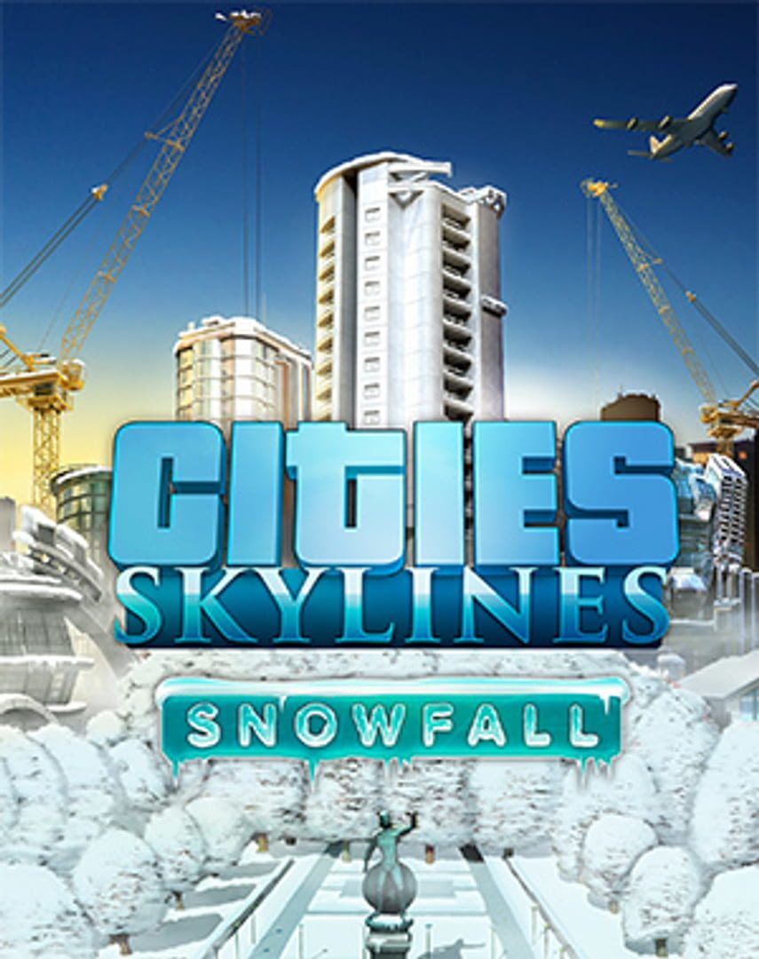 Cities: Skylines – Snowfall